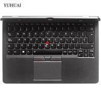 for Lenovo ThinkPad X1 Helix 2 SP/Spanish laptop keyboard+Palmrest +Bottom+Fan Heatsink+Motherboard+Cable Lower Case Cover Part