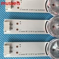 """lg ד ר ת רצועת תאורה אחורית LED עבור LG 60"""" 125cm מנורה טלוויזיה 11 INNOTEK ד.ר.ת 3.0 A \ B סוג 60GB6580 60GB6500 LC600DUF (FG) (P2) LCD Monitor מקורי (3)"""