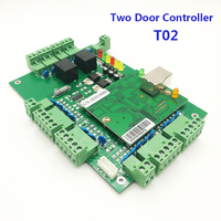Weigand T02 Two door Access Control System RFID access controller TCP/IP Double Door Security Access System