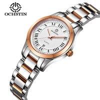 OCHSTIN 2017 Elegant Ladies Watch Women Steel Women S Quartz Wrist Watch For Girl Waterproof Women