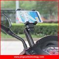 Scooter de Motocicleta Espelho Retrovisor Montar Titular para Telefones Inteligentes