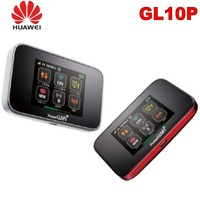 Unlock 4g Wifi Router with SIM Card Slot huawei GL10P 4g portable wireless wifi router