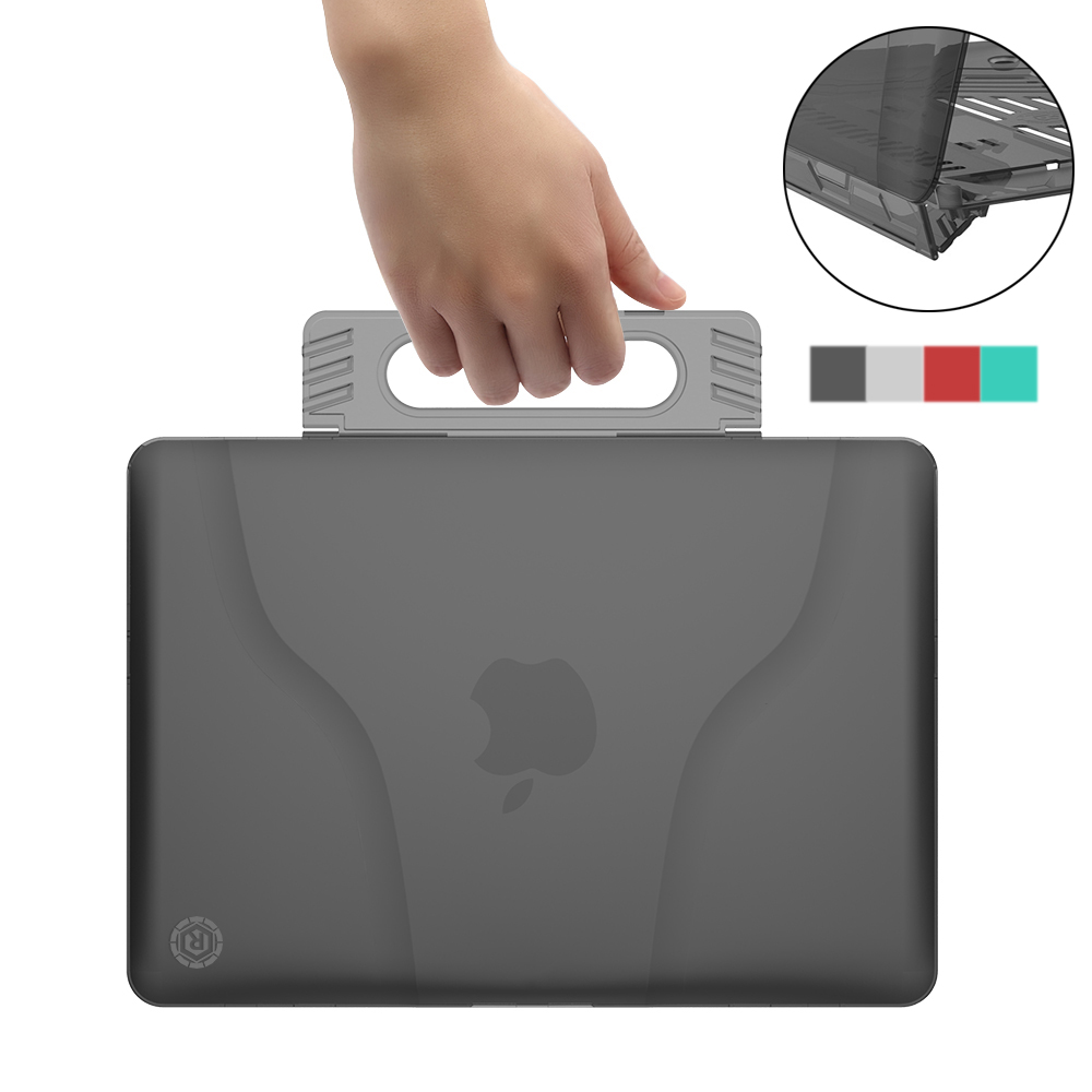 Laptop Case For MacBook Touch ID A1932 2018 Air 13 ,stand Cover For macbook Air 13 A1466 A1369 Pro 13 touch bar Portable BracketLaptop Case For MacBook Touch ID A1932 2018 Air 13 ,stand Cover For macbook Air 13 A1466 A1369 Pro 13 touch bar Portable Bracket