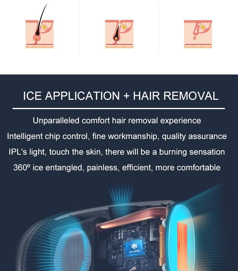 remoção do cabelo a laser permanente remoção