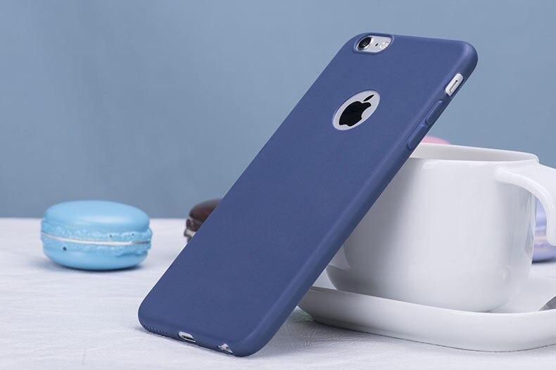 Funda para celular iphone 6 de colores