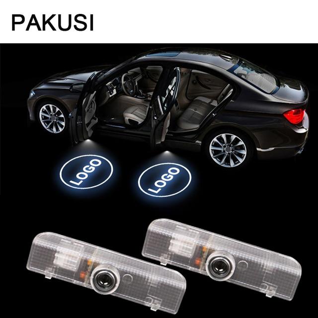 Pakusi Car Door Welcome Light For Infiniti Qx56 2004 2010 Jx35 2013