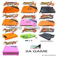 Pandora's Box series เกมอาเขตเมนบอร์ด PCB 4S +/5/6/9/9D,อาเขตรุ่นและครอบครัวรุ่น Pandora กล่อง 9D