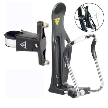 Motorcycle Bicycle Bottle Holder High Quality Aluminum Alloy Adjust MTB Road Bike Drink Cup Water Bottle Holder Rack Cage TMD06B