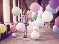 [Fly Eagle] шт. 100 шт. 15 ''большой Новинка Романтический удивительно Свадебное торжество украшения латексные шары для праздников Оптовая # розничн
