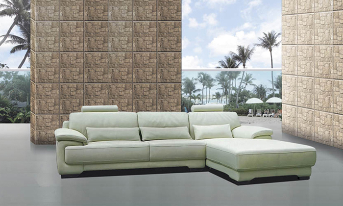 Compare Prices On Leather Chaise Sofas Online Shopping Buy Low