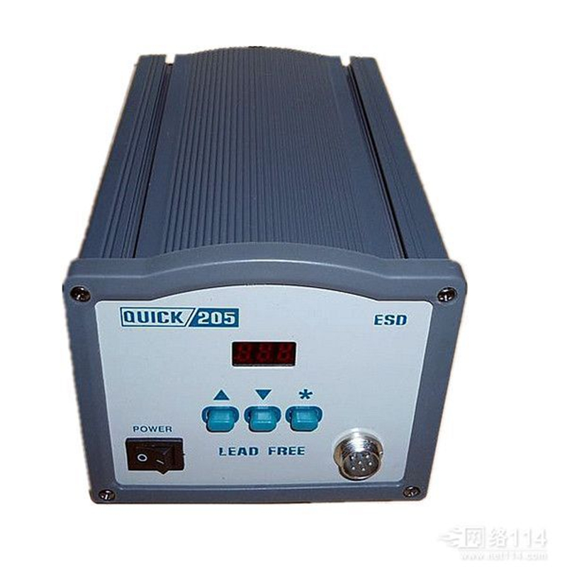 high quality quick 205 lead free soldering station цена