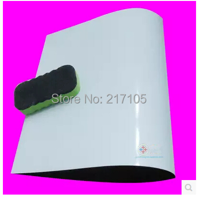 Customized soft magnetic whiteboard, DIY office soft plate refrigerator production board, message board A4 zhidian 32 24soft magnetic whiteboard dry erase board white wall back without glue don t damage metope t 0 3mm
