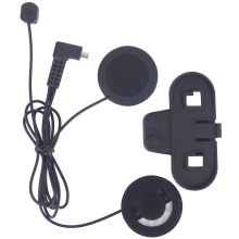 Intercom Accessories Soft earphone Clip Suit for tcomsc tcomvb Motorcycle Helmet Bluetooth BT Interphone