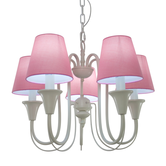 Simple iron pendant lights personalized living room bedroom attic ...