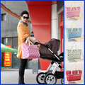 Waterproof Diaper Bag New Bolsa Maternidad Baby Organizer Multifunctional Mummy Bags Maternity Nappy Waterproof Diaper Bag