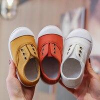 COZULMA 2019 ilkbahar yaz çocuk ayakkabı erkek kız kanvas ayakkabılar erkek bebek ayakkabıları kız bebek ayakkabıları çocuk yumuşak alt spor ayakkabı|Tenis Ayakk.|   -