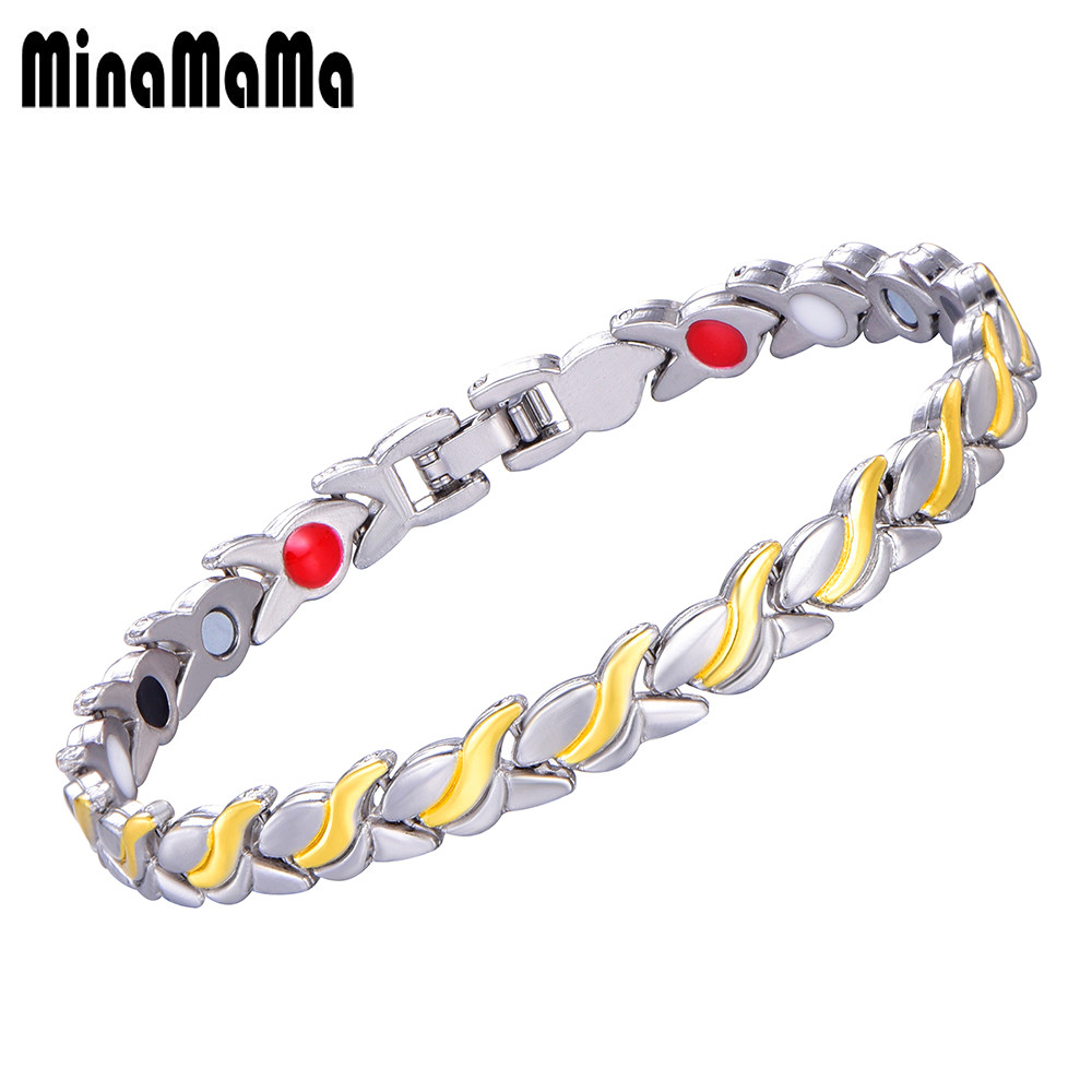 New Arrival Healthy Magnetic Bracelet for Women Power Germans