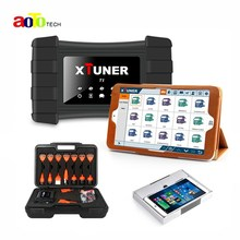WIN10 Tablet + XTUNER T1 HD Heavy Duty Trucks Auto Diagnostic Tool Support ABS Fule Injector DPF EGR Turbo DPF Reset