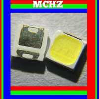 200pcs 3030 SMD/SMT LED White 6000K 3000K 140LM SMD 3030 LED Surface Mount White 9V~9.6V Ultra Birght Led Diode Chip 3030 6000K