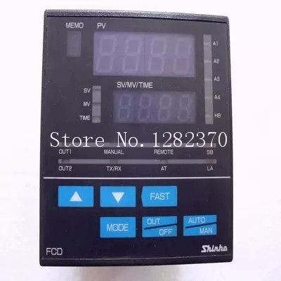 [SA] Japan genuine original special sales thermostat SWITCH Shinko FCD 13A R / M Spot