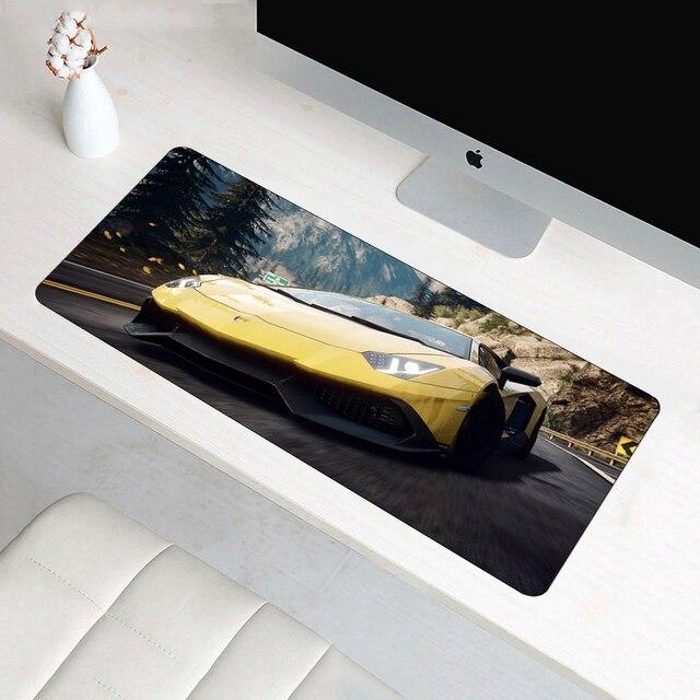 Besoin de vitesse grand 60X30cm XL tapis de souris jeu Gamer jeu voiture tapis de souris ordinateur portable accessoires ordinateur portable tapis de souris clavier tapis
