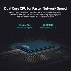 Image 5 - ใหม่Xiaomi Mi Router 4A Gigabitรุ่น 2.4GHz 5GHz WIFI WIFI 1167Mbps WIFI Repeater 128MB DDR3 สูงgain 4 เสาอากาศเครือข่ายExtender