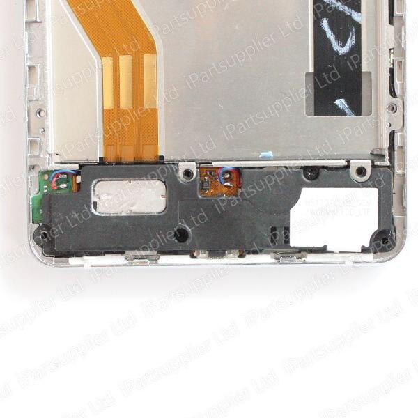 Écran LCD CUBOT X16S + numériseur d'écran tactile + cadre avec assemblage de carte mère 100% Original LCD + numériseur tactile pour CUBOT X16S - 6