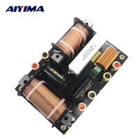AIYIMA Audio Speaker Professional Stage Frequency Divider 1000W Two Ways 44 Core Treble Speakers Protection DIY For Home Theater