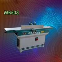 New Arrival MB503 Wood Working Machine 1 8m Wood Planer Planing Machine 380v 2 2KW 6000r