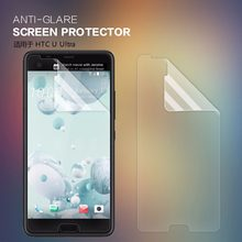 2 pcs/lot For HTC U Ultra / HTC U Play screen protector NILLKIN Anti-Glare Matte protective film with retailed package(China)