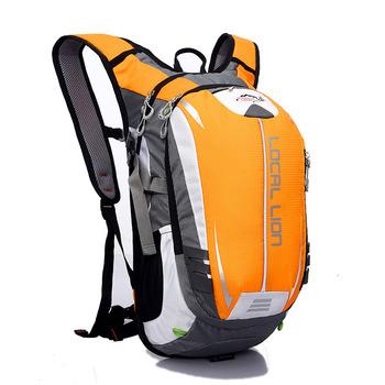 18L wodoodporny poliester sportowy plecak Mochila mężczyzn kobiet jazda na rowerze torby podróżne plecak torba rowerowa tanie i dobre opinie TECHWILL CN (pochodzenie) Unisex Miękka osłona