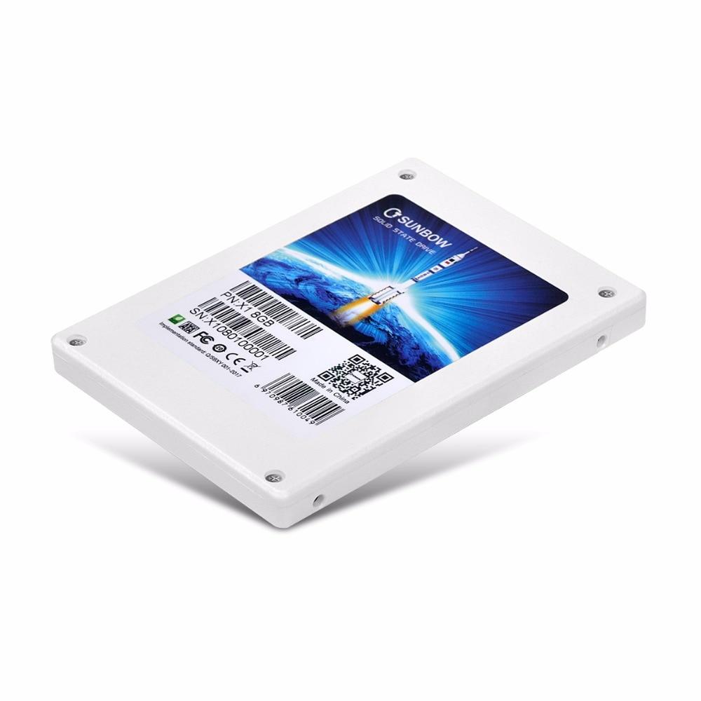 SSD 2.5 Inch SATA3  16GB 32GB Hard Drive Disk HD HDD Internal Type For  Laptop Desktop TC-SUNBOW