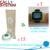Mesa garçom serviço de chamada de sistema de alarme 3 relógio de pulso de 15 unidades com suporte de menu de alimentos