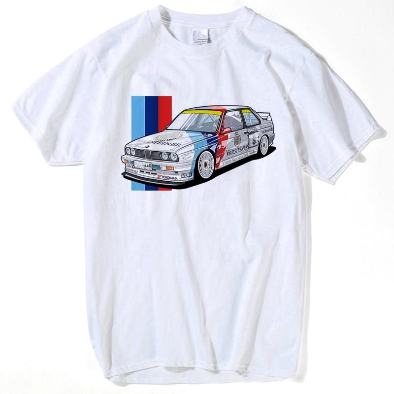 Funny Car T Shirts e46 e90 e39 e60 e30 Men WOMEN T SHIRT summer tops for women 2018 summer white tops plus size s-xxxl