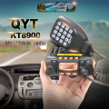 New Version QYT KT-8900 Dual Band Mini In-Car Walkie Talkie Long Range 25W Max with Programming Cable and Software