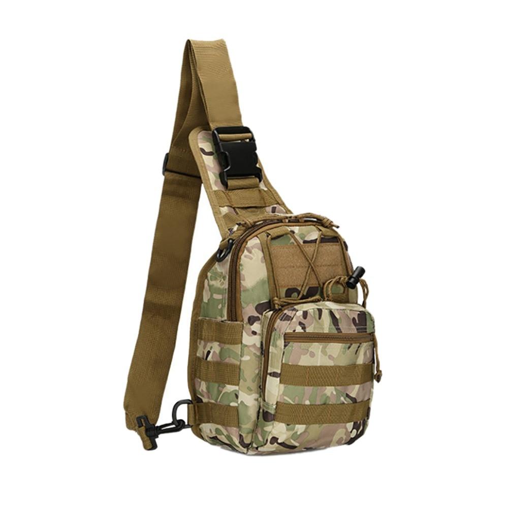 Prix pour Camping Randonnée Trekking Sac Tactique Militaire Sac À Dos Une Épaule Sacs Sports de Plein Air