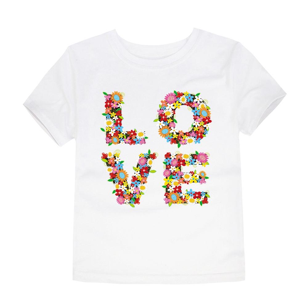 HTB1J75qSFXXXXbTXpXXq6xXFXXXo - SMHONG 2017 Baby Girls Flower T-shirt Summer Clothing for Girl Kids Tees Children Short Sleeve T shirt 100% cotton Top quality