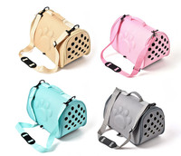 EVA pet dog puppy cat kitten portable bag travel bag outdoor bag four colors