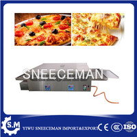 Commercial Industrial Gas Cooker Cooking Conveyor Pizza Toaster Oven