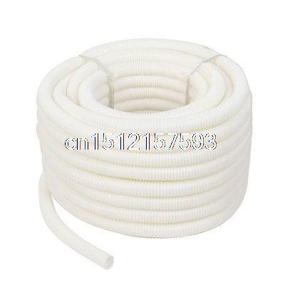 цена 20M Long 17mm Inner Dia Flexible Corrugated Bellow Conduit Tube Pipe онлайн в 2017 году