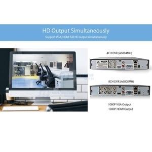 Image 2 - 4Ch 8Ch 1080P AHD DVR Security 3 IN 1 AHD Analog IPC CCTV DVR XVR Video Recorder Coxial Control P2P XMEye Hybrid DVR