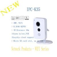 DAHUA Security IP Camera WIFI Camera CCTV 3MP FULL HD K Series Wi Fi Network Camera