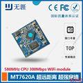 MT7620A беспроводной модуль wi-fi маршрутизации основной плате производительности далеко за WrtNode OpenWrt совет по развитию