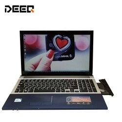 15 zoll Gaming Laptop Notebook Computer Wtih DVD 8GB DDR3 Ram 750GB HDD in-tel Pentium Quad core 2,0 Ghz WIFI webcam HDMI