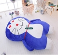 Dorimytrader 200cm X 180cm Anime Doraemon Beanbag Lovely Soft Stuffed Giant  Double Bed Carpet Tatami Sofa Free Shipping DY60320