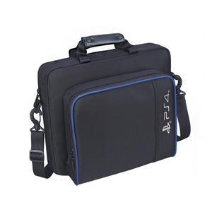 Handbag Canvas-Case Console Game Protect-Shoulder-Carry-Bag Slim Playstation-4 Original-Size