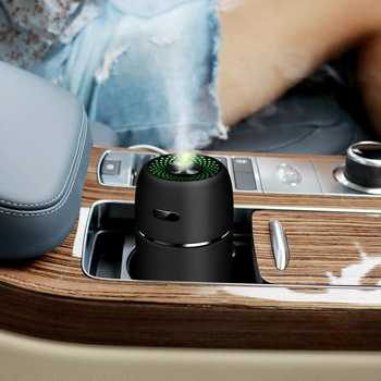 Newest Mini Car Humidifier Home Silent Desktop Portable USB Air Purifying Humidifier - Category 🛒 Automobiles & Motorcycles