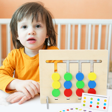 Board Games Montessori Educational Wooden Toys For Children Montesori Educativo Materials Didactic Preschool Wood Learning Toy