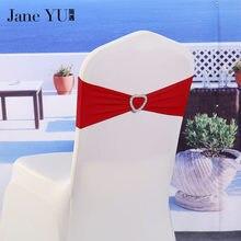 Janeyu 50 шт/лот любовь металлик Серебряный спандекс лайкра