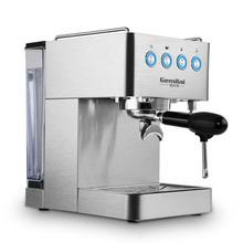 Espresso Coffee Machine Semi Automatic Coffee Maker with Froth Milk 1450W Pump Press Italian Coffee Maker Cafetera CRM3005E недорого